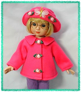 DOLL CLOTHES AMERICAN GIRL DOLL PATTERN BITTY by patternsandcrafts